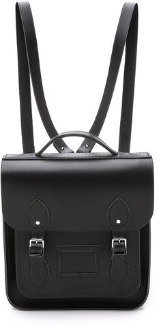 Everyone at ShopStyle is obsessed with this Cambridge Silversmiths Satchel Small Portrait Backpack!