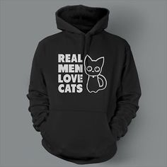 My www.TheChateau.org Collection ~  SO TRUE! <3 REAL MEN LOVE CATS