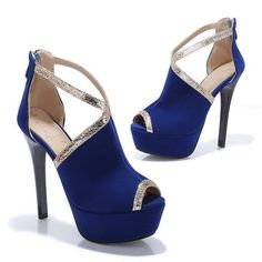 Vogue009 Womens Open Toe Peep Toe High Heels Spikes Stilettos PU Frosted Solid Sandals with Platform