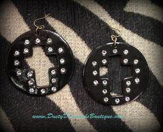Sookie Sookie Monroe Earring in Black, $34.00 www.DustyDiamondsBoutique.com Huntsville, Texas