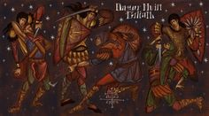 The ''Battle under the Stars'' against the army of Morgoth. Made on Corel Painter Essentials 5 Dagor Nuin Giliath Morgoth, Corel Painter, Tolkien, Comic Books, Deviantart, Comics, Artwork, Work Of Art, Auguste Rodin Artwork