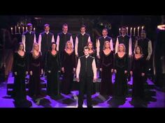 "▶  Sacred 16th century Christmas carol : Gaudete, (means ""rejoice"") arranged Michael McGlynn - YouTube--performed by Anuna"
