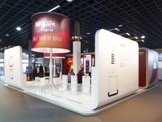 Nestlé Professional Stand at Zorgtotaal 2015, Utrecht – Netherlands » Retail Design Blog