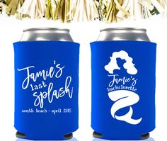 Last Splash Beach Bachelorette Bachelorette Party Favors: Custom and…