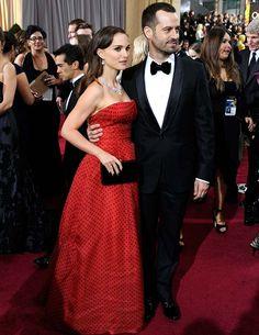 Natalie Portman se casa com Benjamin Millepied