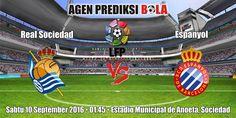 Prediksi Bola Real Sociedad vs Espanyol 10 September 2016
