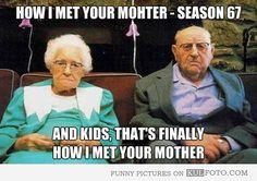 How I Met Your Mother: Season 67