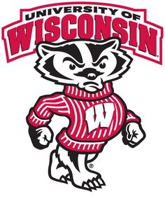 Wisconsin Badgers Secondary Logo (2002) -