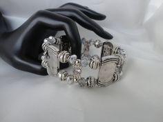 Sheba...Cuff Bracelet by damalijewelry on Etsy