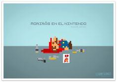 Morir en el Nintendo