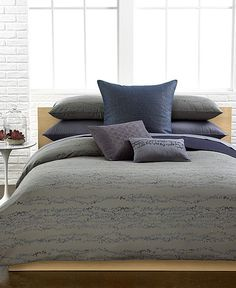 Calvin Klein Pacific Comforter and Duvet sets available at Macy's #calvinklein #weddinggift #macys http://www.macys.com/registry/wedding/catalog/product/index.ognc?ID=943286&cm_mmc=BRIDAL-_-CARAT-_-n-_-BCPinterest