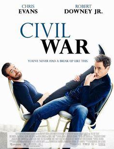 """Civil War"" as a rom-com? Heck yeah!"