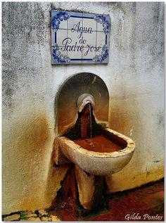 Nascente de água quente...   Gilda Pontes