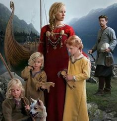 MessageToEagle.com –Like most children of the ancient world Viking children did not have much time to enjoy their childhood. Work, learning, duties and responsibility started at very early age and there was not much time for playing games, but this does not mean it was boring to be a Viking child. It was simply different …