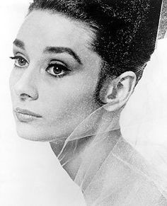 This 1963 portrait went on to become the ad for L'Interdit, the first celebrity fragrance, created specifically for her by Givenchy. Photo © Bert Stern.