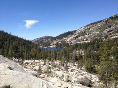Highland Lakes Campground, Stanislaus National Forest, West of Ebbetts Pass