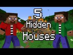 Minecraft: How To Build A Modern Secret Base Tutorial - (Hidden House) Minecraft Designs, Minecraft Houses, Hidden House, Minecraft Videos, Minecraft Tutorial, Military News, 5 Ways, Home Crafts, Waves