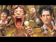 """Rolling Stones """"Everything Is Turning To GOLD"""" 1979 -BEST VERSION"""
