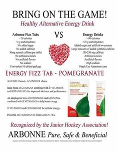 Arbonne Fizz Sticks To Give You Energy Curb Your Appetite