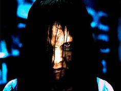 Girl From the Ring | the make up used on the girl in the ring