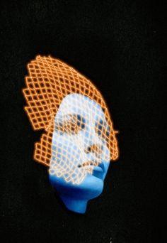 she became a zone karborn 2014 Zentangle, Futuristic Art, Glitch Art, Interstellar, Retro Aesthetic, Retro Art, Grafik Design, Sci Fi Art, New Wall