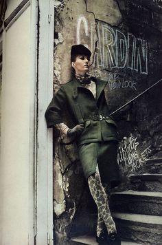 cardin 1964  photographer: richard dormer