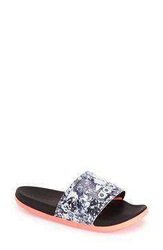 6376bd6b37c8d7 adidas  Adilette  Slide Sandal (Women) Slide Sandals