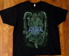 Chelsea Grin (Deathcore Band) Graphic T-Shirt Sz. XXL