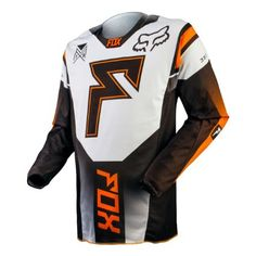 Fox Racing 360 Franchise 2015 MX/Offroad Jersey Orange XL