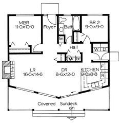Love this tiny house plan