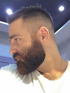 Flawlessly kept beard!