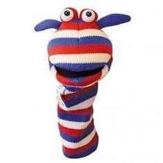 The Puppet Company handpop Sockette Jack