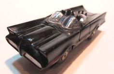 Batmobile, HO scale slot car.