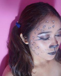 Halloween MakeUp Example 2016