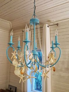 House Revivals: 10 Pretty Seashell Projects!