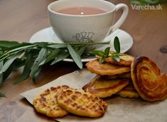 Zemiakové drapáky (fotorecept) - recept | Varecha.sk Waffles, Breakfast, Ale, Food, Basket, Morning Coffee, Waffle, Ales, Meals