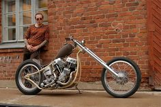 Old School Chopper... Nice