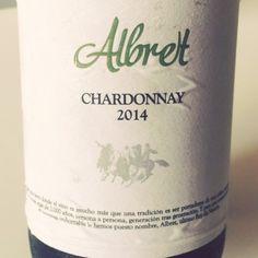 Albret Chardonnay 2014 (Navarra) #vino #videocata #uvinum