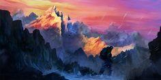 Prominence by Kai Saunders, via Behance