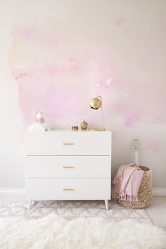 A beautiful soft wallpaper design Pastel Touch peel&stick wall mural looks like a fantastic soothing cloud suring the early sun rise. It covers your room with the feeling of relax and vintage style design Pastel Walls, Pink Walls, Soft Wallpaper, Self Adhesive Wallpaper, Pastel Decor, Pastel Pink, Pink Clouds, Modern Wall Decor, Vintage Decor