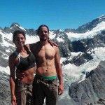 Sara Ventura, la sorella di Alessia in giro per il mondo con il suo fidanzato
