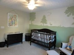 Beatrix Potter Peter Rabbit Baby Nursery Theme Wall Mural and Painting Ideas