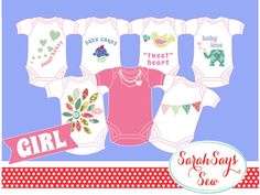 DIY Baby Shower   Outfit Decorating ONEZIE PARTY door BeauTiedAffair, $20.00