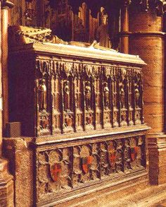 Geni - Photos in Photos of Edward III, king of England - Tomb of Edward the III in Westminster Abbey Uk History, History Of England, British History, Family History, Family Tree Builder, English Monarchs, Renaissance, Famous Graves, Egypt