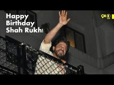 Shah Rukh Khan's Birthday: SRK's Fans Wish Him a Happy 50th Birthday | 9...