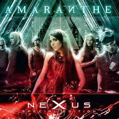 """amaranthe   Amaranthe släpper sitt andra album """"The Nexus""""   Urbanboss"""