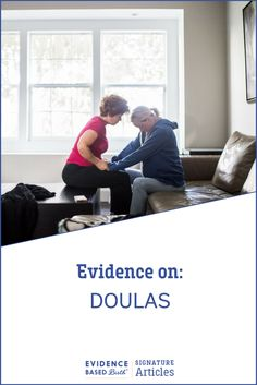 Did you know that doulas can decrease a client's chance of Cesarean AND decrease the chance that their baby may need a NICU admission? Check out the evidence at Evidence Based Birth®