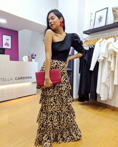 Look Fashion, Womens Fashion, Fashion Trends, Formal Prom, Formal Wedding, Asian Style, Skirt Outfits, Couture Fashion, Casual Wear