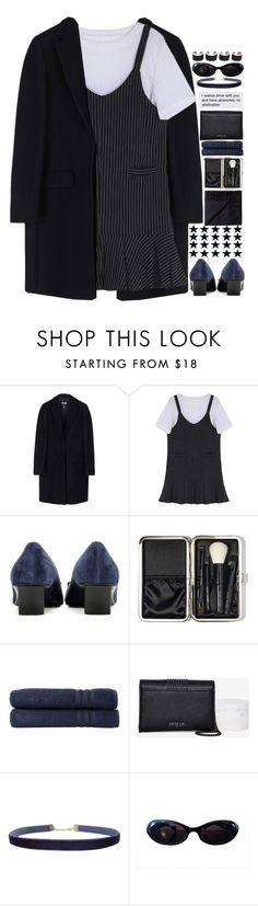 """""""4908"""" by tiffanyelinor ❤ liked on Polyvore featuring MSGM, Roger Vivier, Bobbi Brown Cosmetics, Linum Home Textiles, Nasty Gal, Humble Chic, Gucci and Maison Margiela"""