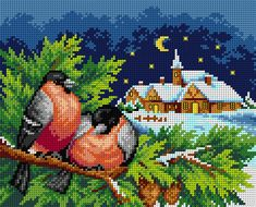 This item is unavailable Cross Stitch Cow, Cat Cross Stitches, Cross Stitch Charts, Cross Stitch Designs, Cross Stitch Patterns, Crochet Patterns, Canvas Designs, Christmas Cross, Needlepoint